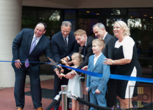 Greg Lindberg Ribbon Cutting